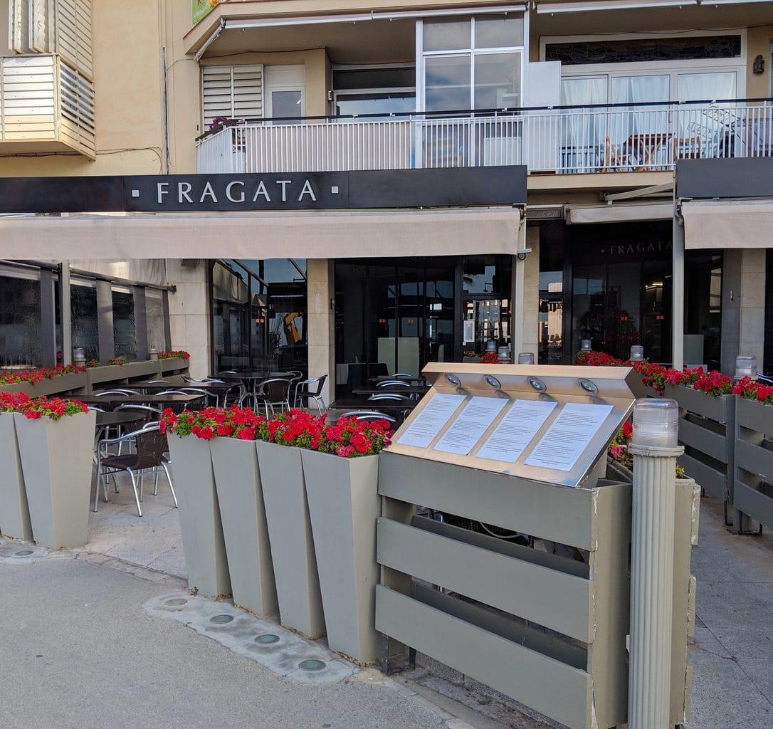"""""""Restaurant La Fragata Sitges"""""""