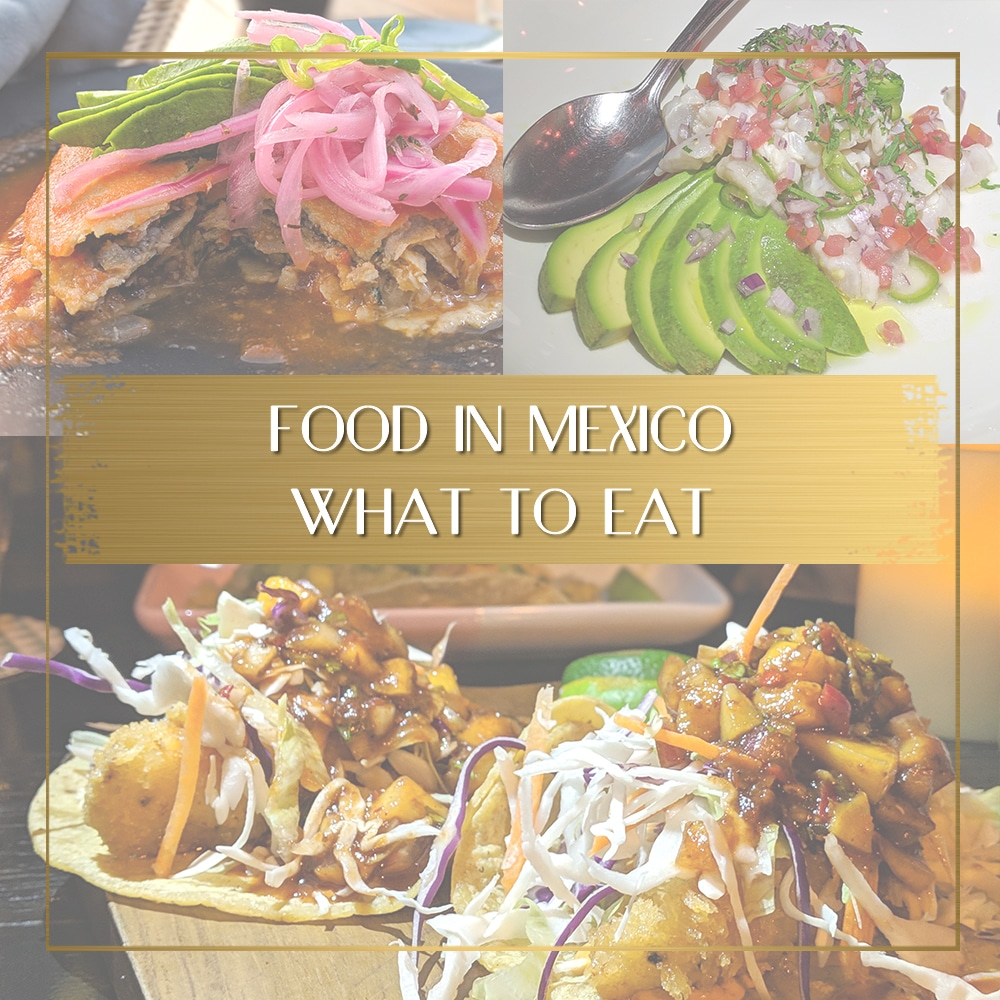 Food in Mexico feature