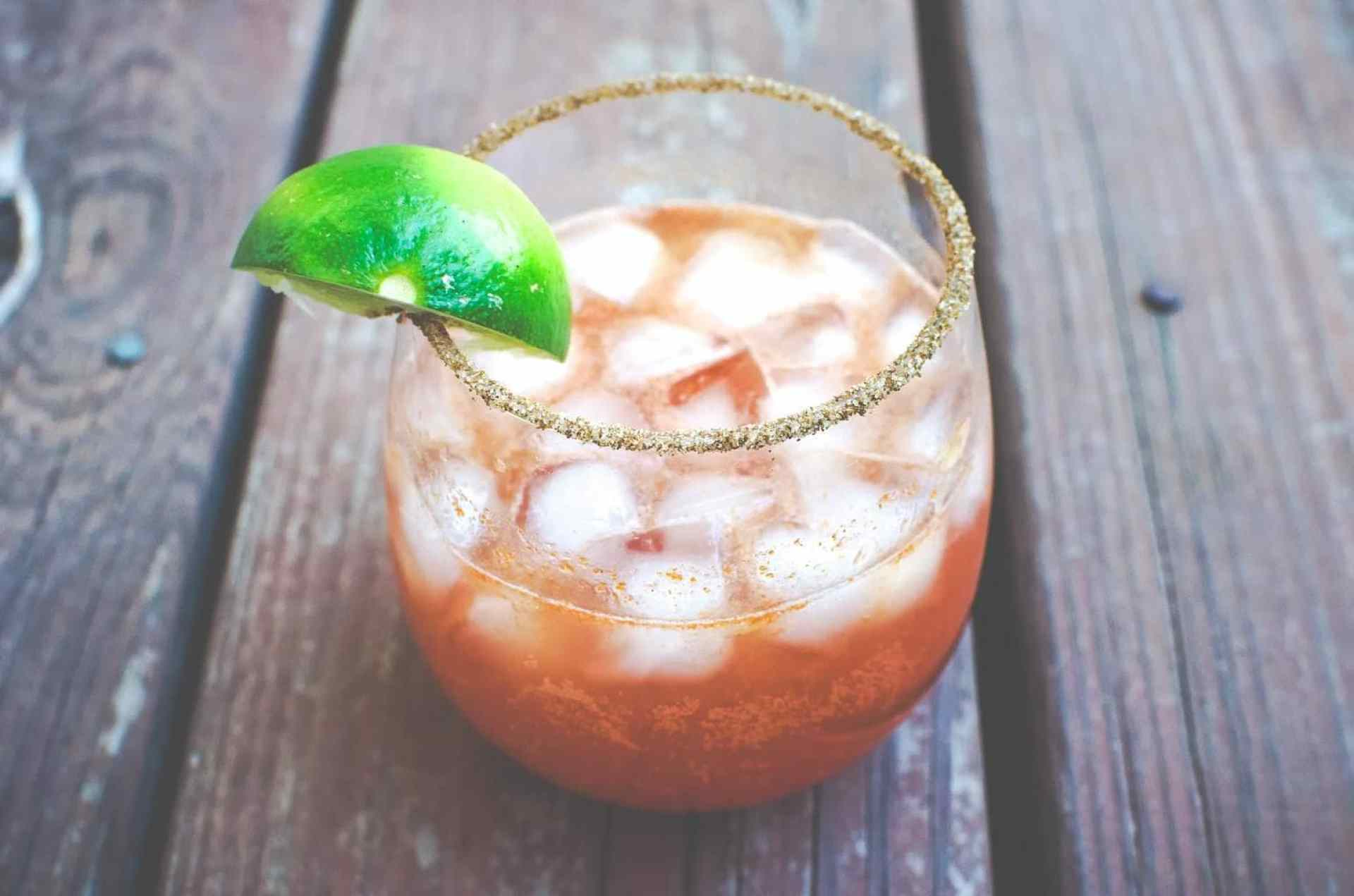 Michelada is the Mexican version of a Bloody Mary