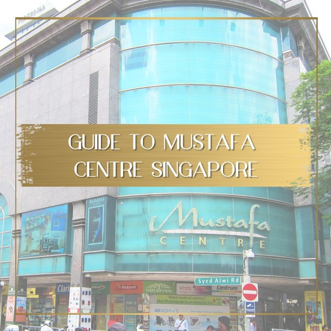 Guide to Mustafa Centre Singapore feature