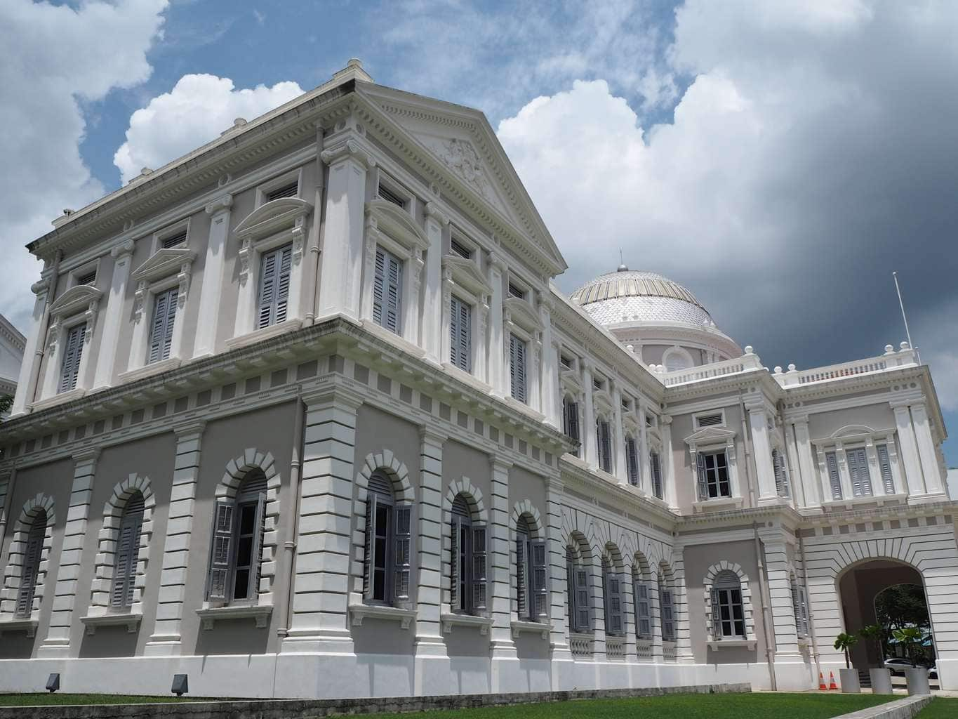 National Museum of Singapore colonial architecture