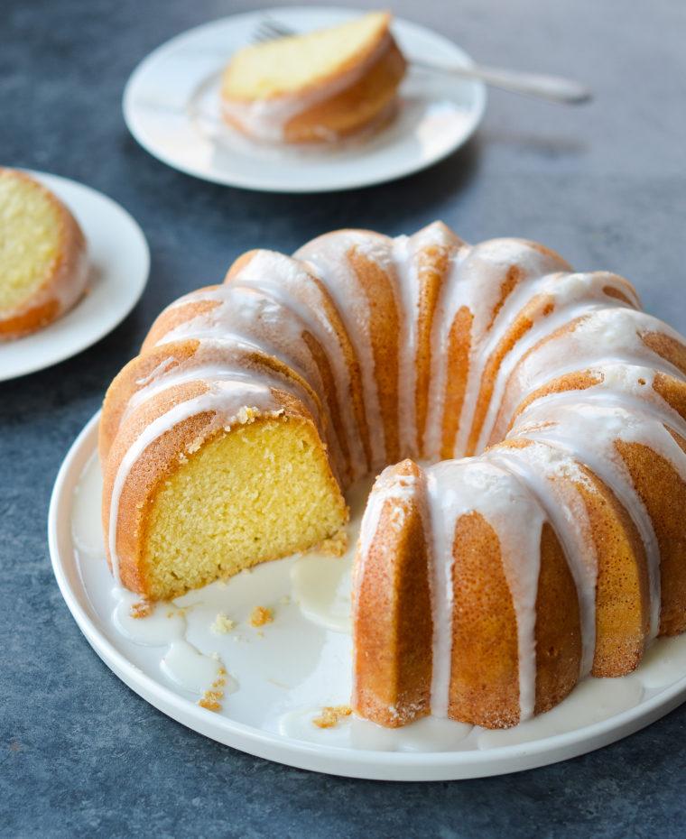 Lemon Pound Cake Once Upon A Chef