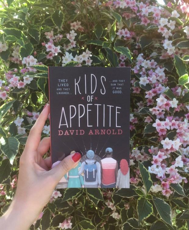 Kids of Appetite - David Arnold