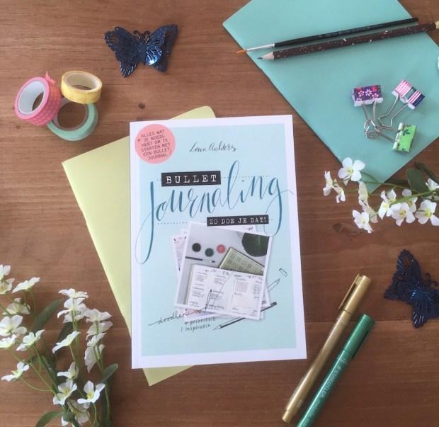 ullet journaling - Lona Aalders