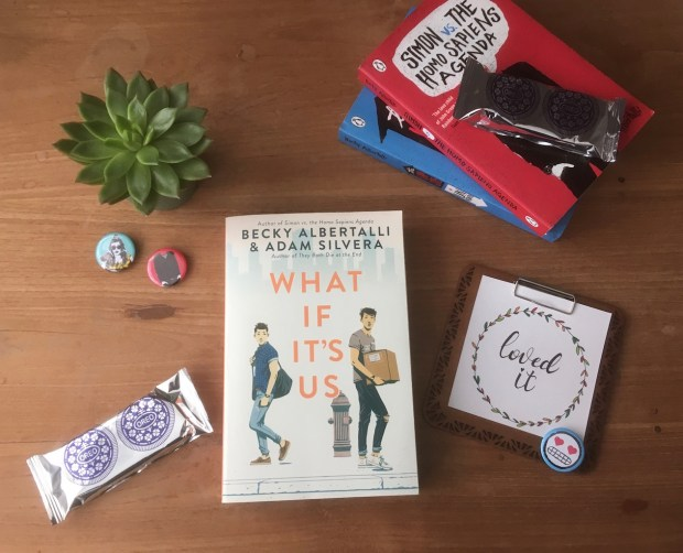 What If It's Us - Albertalli & Silvera