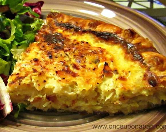 Cod fish Pie