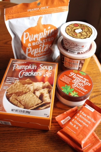 The Trader Joe's Pumpkin Products I'm Loving Right Now