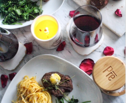 Week in Review + V-Day Eats