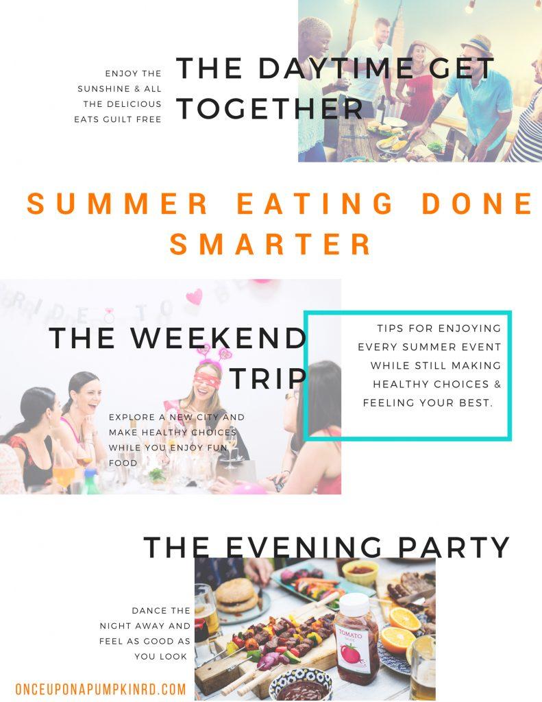 summer eating done smarter