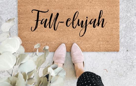 Pumpkin Decor Preview for Fall 2018