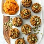 Best Pumpkin Morning Glory Muffins