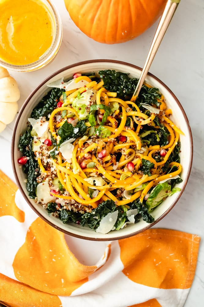 how to use butternut squash noodles