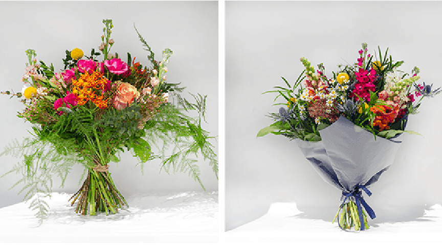 Mad Lilies bouquets