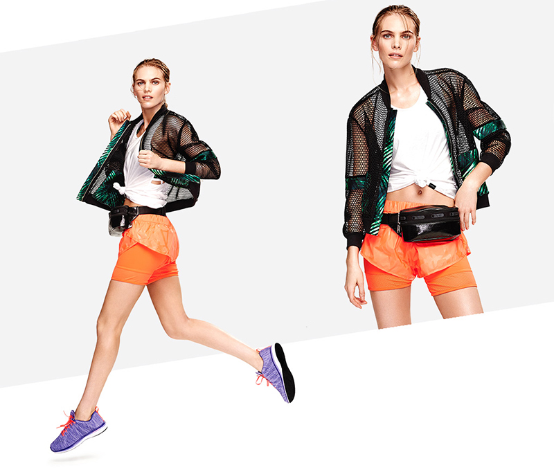 Fitness Gym Look Sport Sporty Outfit