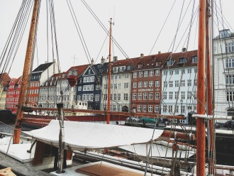Copenhagen Diary Day 1 Travel Trip