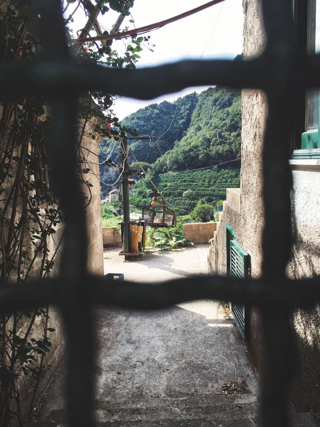 Valle Delle Ferriere Amalfi