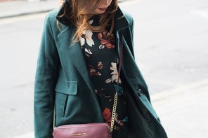 Vestito verde con cappotto verde – impossibile?