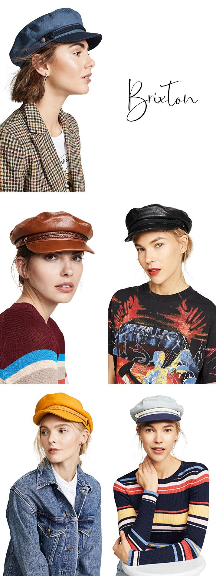 Brixton baker hat cappello da capitano
