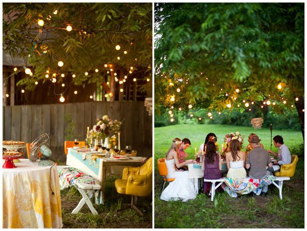 Back Yard Party Rentals