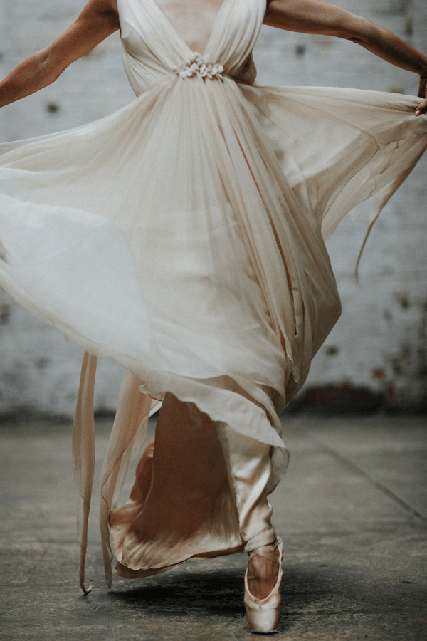 Ballet Inspired Wedding Ideas From Amy Osaba