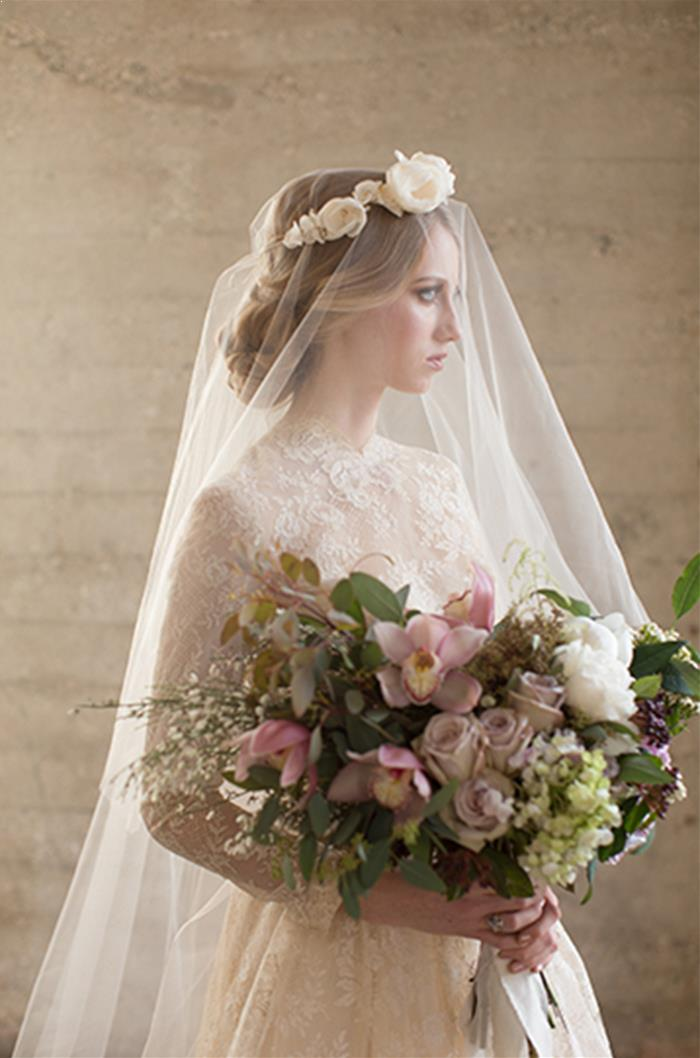 Fall Wedding Hair Pieces