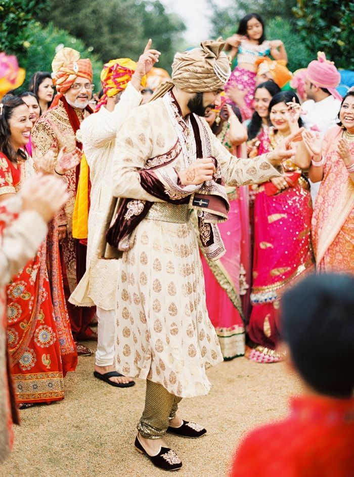 Modern Indian Wedding - Once Wed
