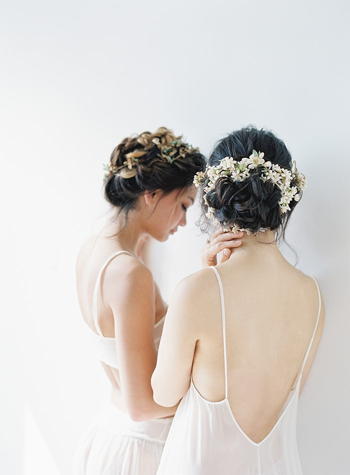 Stylish Wedding Hair Ideas And Bridal Beauty Tips Once Wed