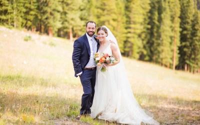 Colorado Mountaintop Wedding: Meghan & Matt