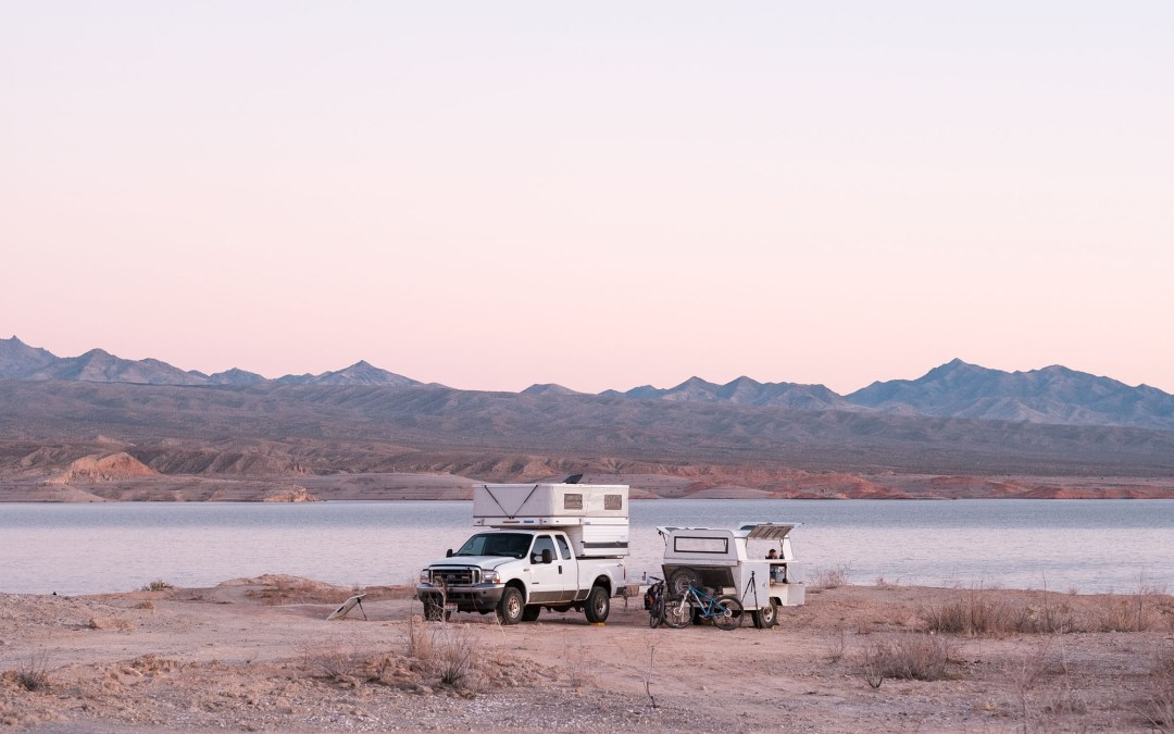 Life on the road: Winter in Arizona