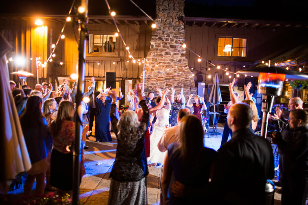 ski tip lodge wedding photos