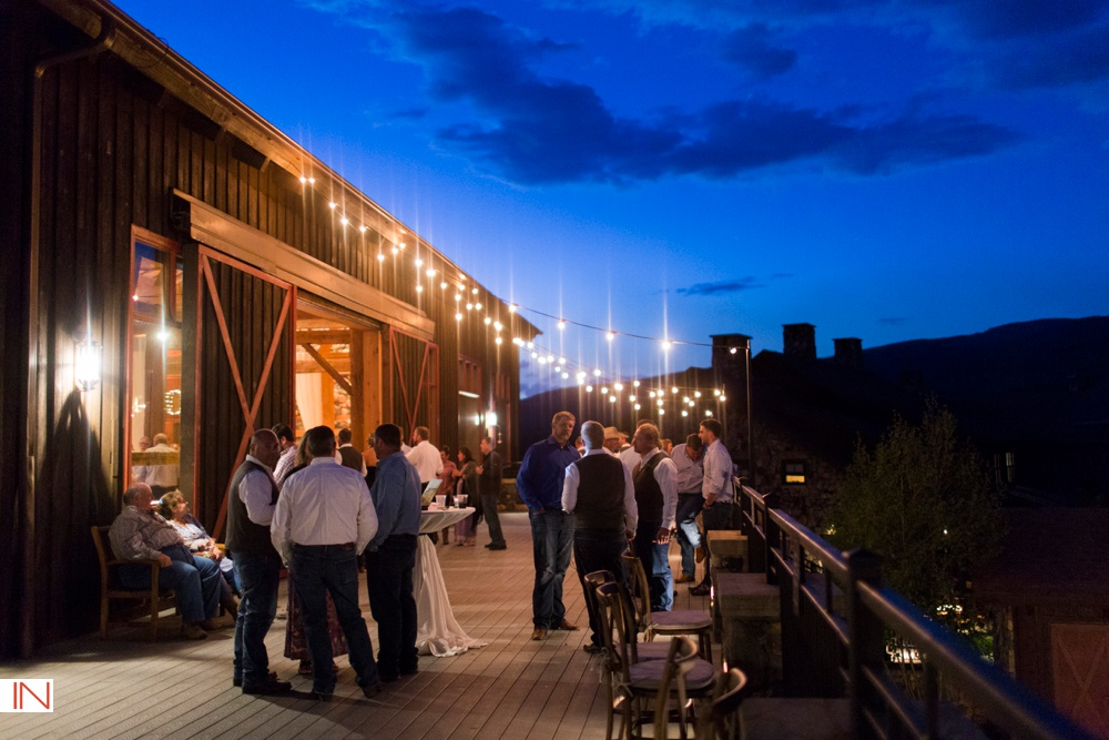 luxury ranch wedding destination