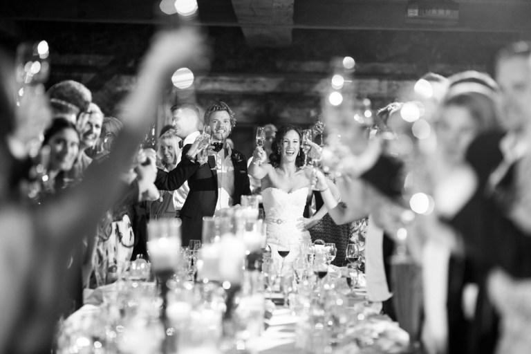 Devil's Thumb Ranch Wedding: Andrea & Justin