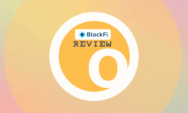 Earning Interest On Crypto BlockFi REVIEW