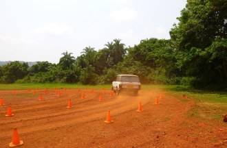 4wd Defensive Driving Training Photo