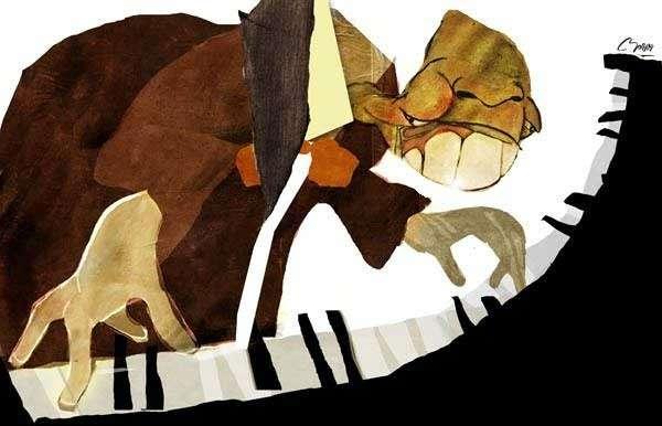 Bebo Valdés Ilustración: Amazonaws