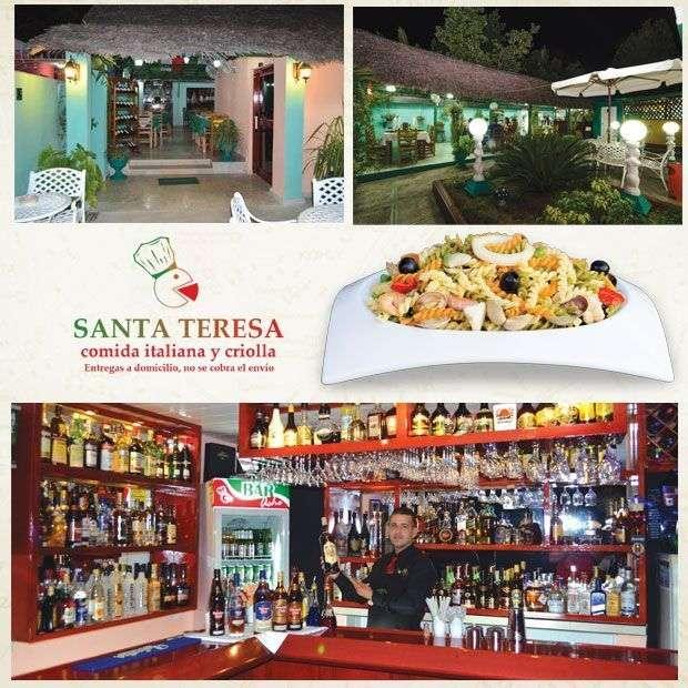Restaurante Santa Teresa / Ave. de la Victoria no. 12, entre Padre Carmelo y Freyre, Alturas del Casino, Camagüey / Tel.: (032) 297108 /Email: reylazo09@yahoo.es