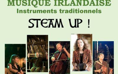 Concert exceptionnel de musique Irlandaise