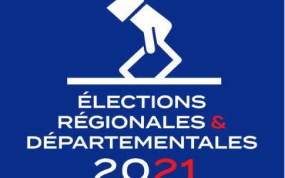 Résultat des éléctions  Départementales  et Régionales