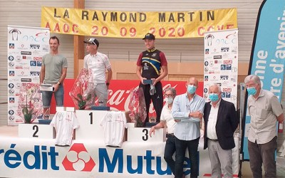 Course cycliste Raymond Martin