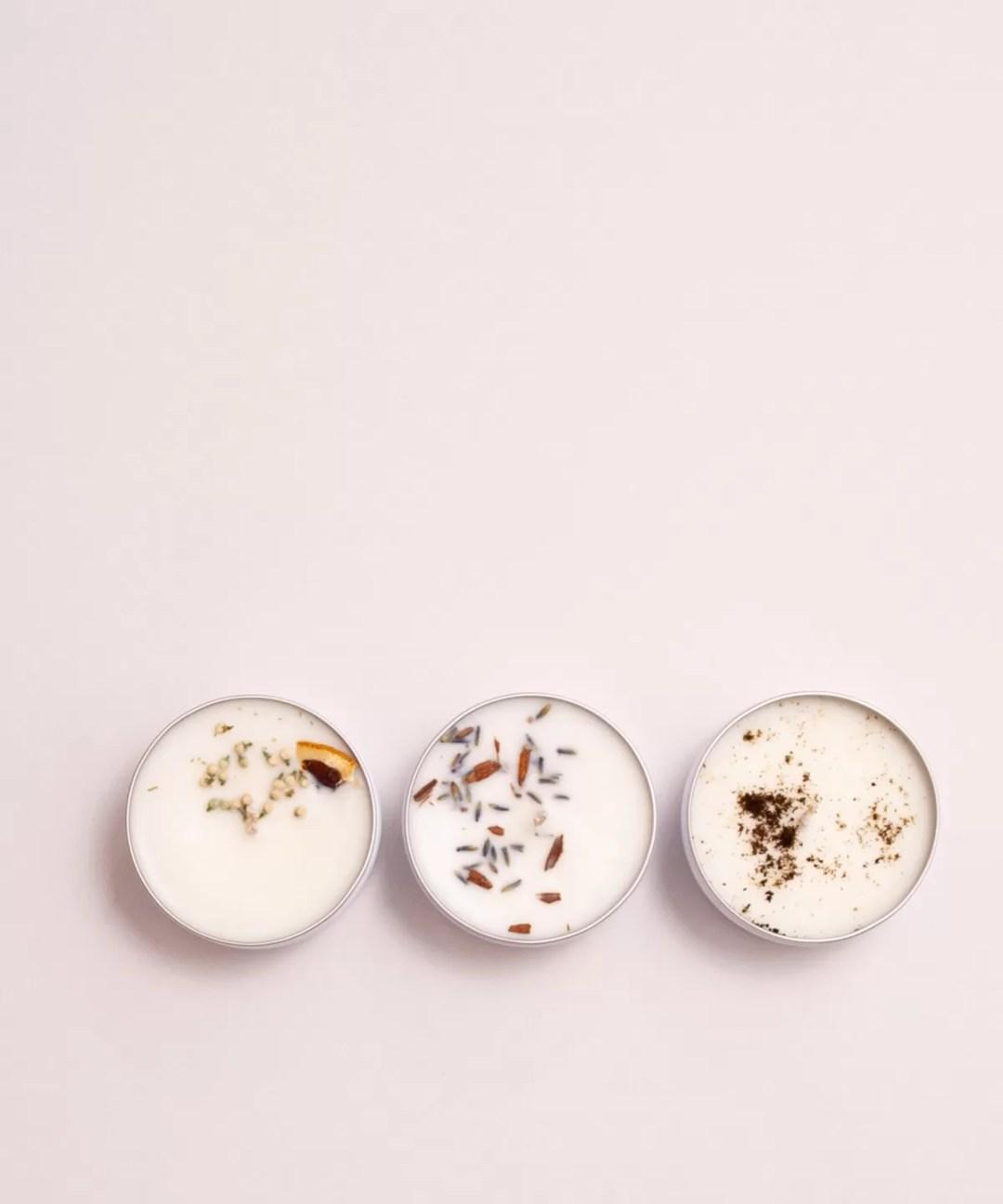 3 candele Ondalis