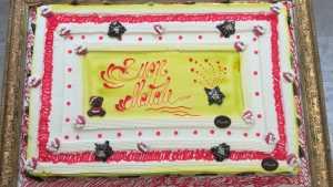 torta - festa di natale 2