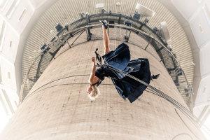 Il posto danza verticale - foto