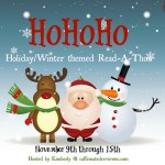 HoHoHo Read-a-thon Review
