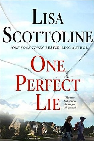 One Perfect Lie Book Cover