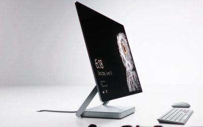 Microsoft unveils Surface Studio, its first-ever desktop computer