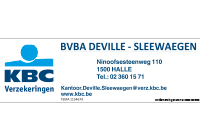BVBA Deville Sleewaegen
