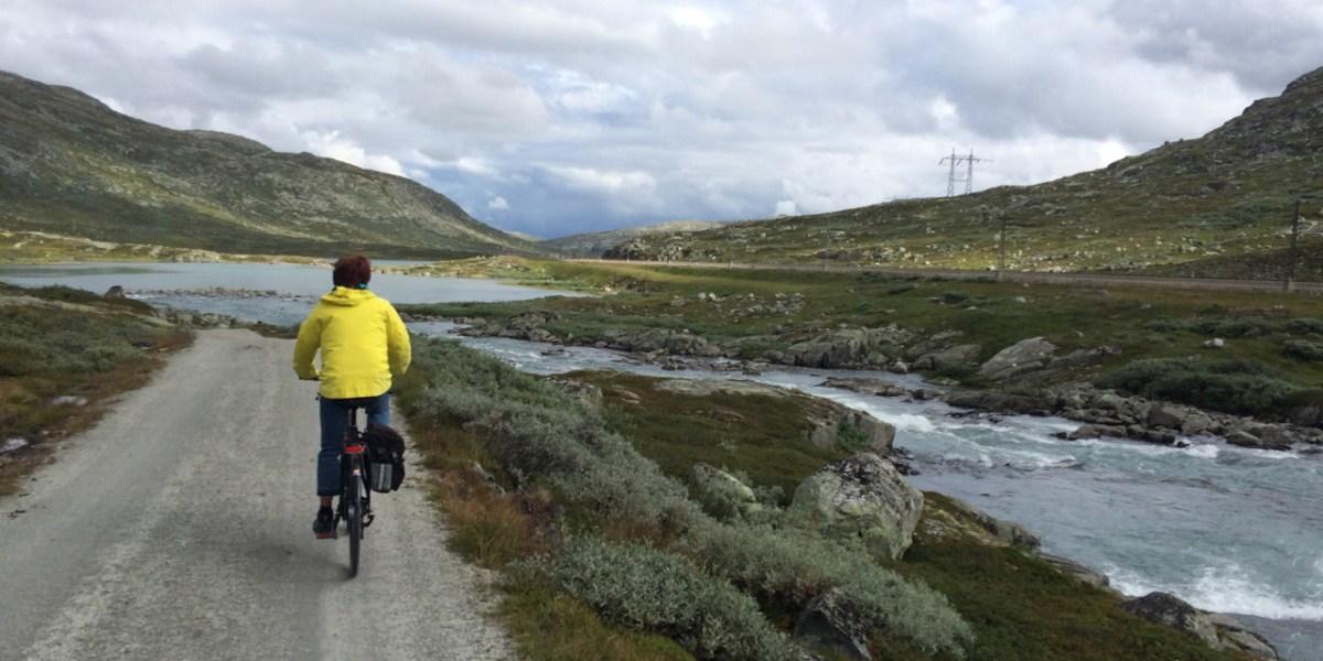 #16 | Rallarvegen fietsen