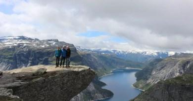 Outdoor in Noorwegen | 2017