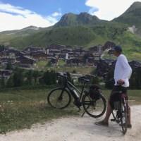 #7 | E-biken door La Plagne