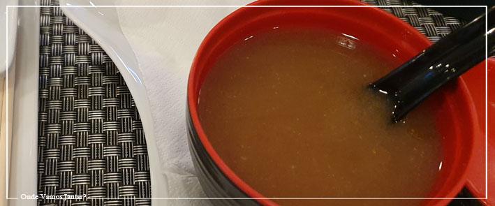tamagoshi sopa miso